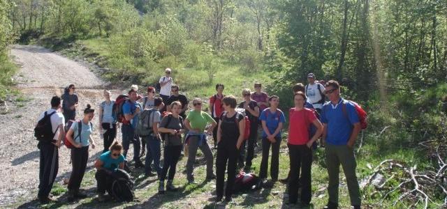Planinarska škola 2016