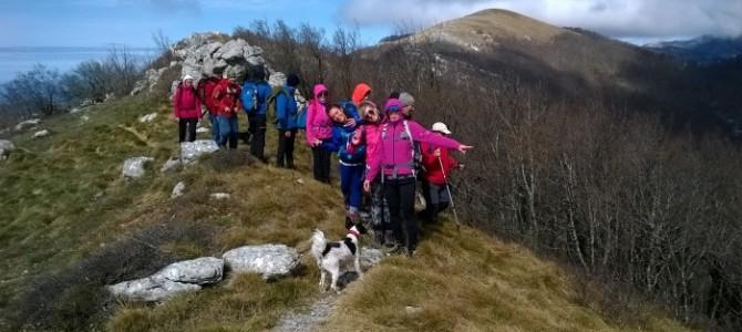 II. vikend planinarske škole-Baške Oštarije 2016