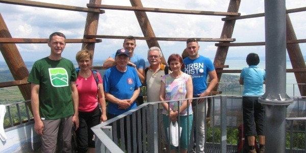 Gospićki planinari u Mađarskoj