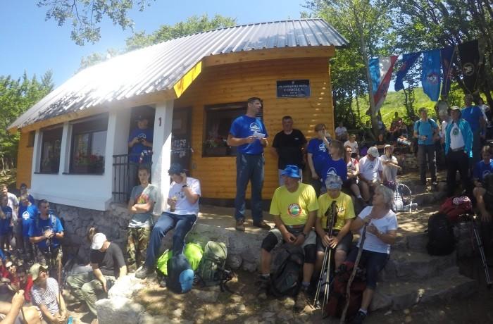 Svečano otvorenje planinarske kuće na Visočici – 02. srpnja 2016.