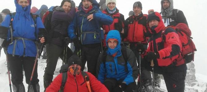 Zimski uspon na Bjelolasicu 2017