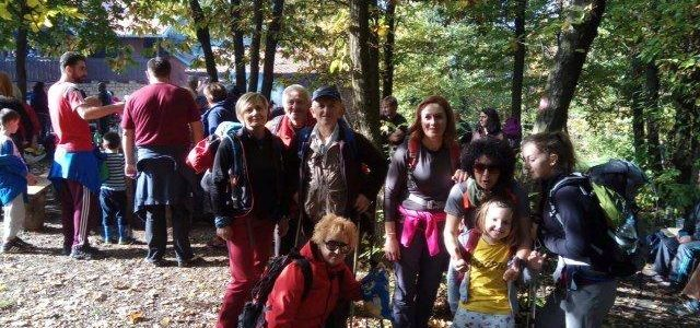 Gospićki planinari na Kestenijadi  2017