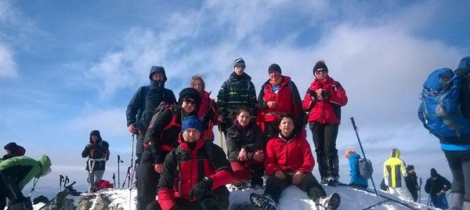 Zimski uspon na Bjelolasicu 2018
