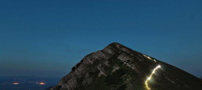 Noćni uspon na Visočicu 28.7. – Poziv