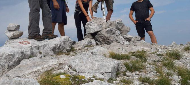 Gospićki planinari na Prenju